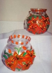 Hand painted Potpourri Bowls | Clearly Susan