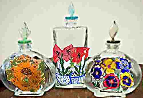Perfume Bottles For Storing Wonderful Fragrances