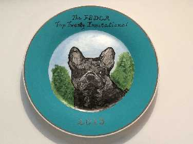 Dog Plates Collectible | Dog Collector Plates