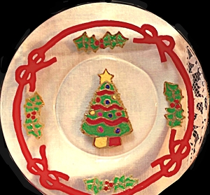 Christmas Dinnerware In Festive Designs