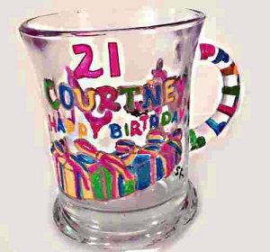 Custom Mugs, Coffee Mugs For That Special Birthday