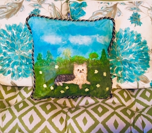 Dog Pillows, Pet Pillow Custom