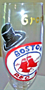 Boston Red Sox Sports Glasses