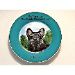 Dog Collector Plates