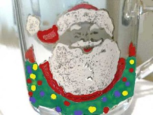 Christmas Santa Coffee Mugs and Cups