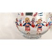 4th of July Glass Pitcher