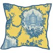 Yellow and Blue Pillows