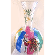 Rooster Crystal Wine Decanter